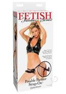 Fetish Fantasy Series Posable Partner Strap-on Dildo And...